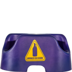 Growler on Board Carrier (Purple/Gold)
