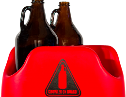 Growler on Board BTU – Red