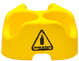 Growler on Board BTU – Yellow