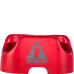 Growler on Board Carrier (Crimson/Grey)