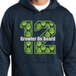 Men's Hopped 12th Fan (Sweatshirt)